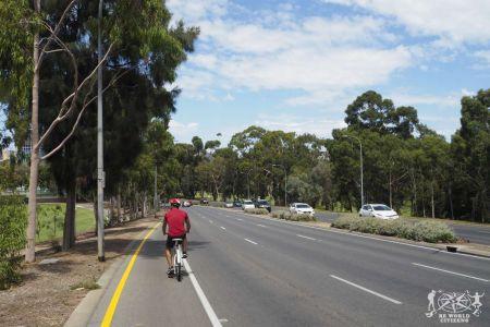 Adelaide. Bike