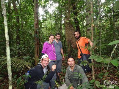 Brasile: Foresta Amazzonica