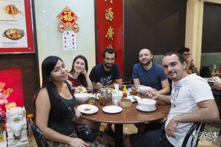 Thailandia: Pranzo a Chinatown, Bangkok