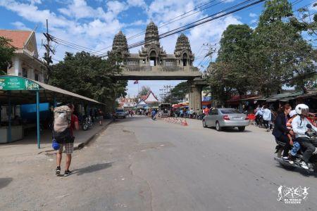 Cambogia: Confine