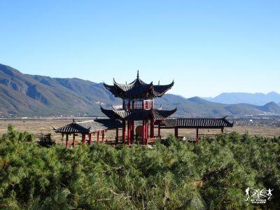 Cina: Lijiang, Dongba Garden
