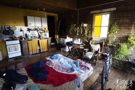 Argentina: Couchsurfing