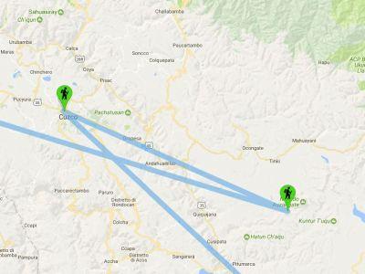 Perù: Cuzco - Le Nostre Tappe