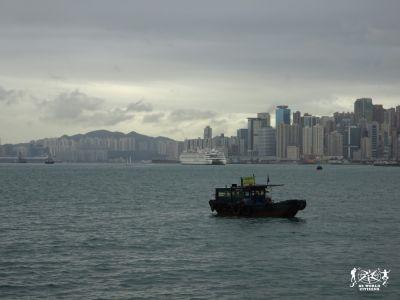 Hong Kong: traffico marittimo