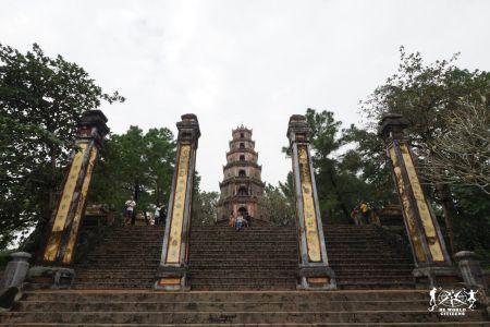Vietnam: Pagoda a Huè