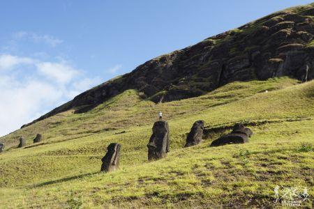 Isola di Pasqua: Ranu Rarako