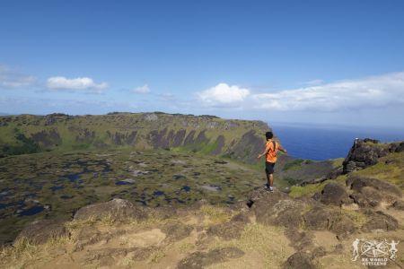 Isola di Pasqua: Ranu Kao