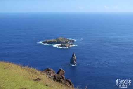 Isola di Pasqua: Orongo