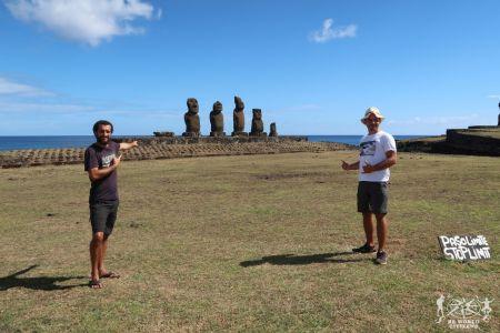 Isola di Pasqua: Ahu Tahai