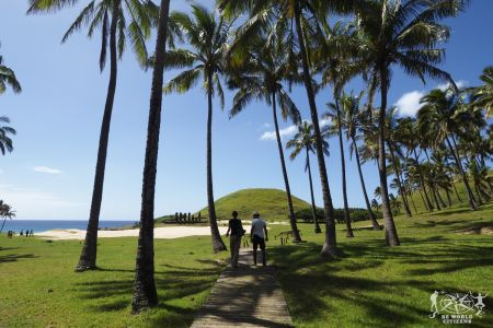 Isola di Pasqua: Anakena