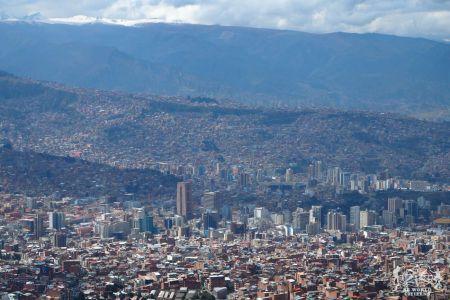 Bolivia: La Paz
