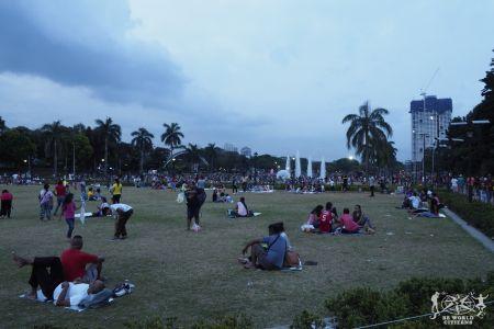 Filippine: Manila, Park Rizal