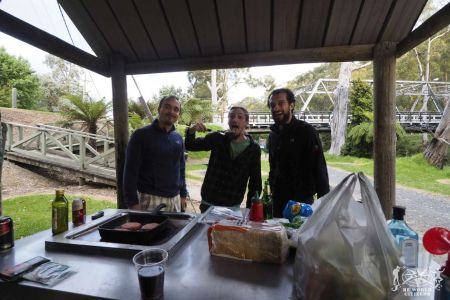 Australia: Melbourne - Camping in Yarra Valley