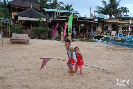 Filippine: Nacpan Beach