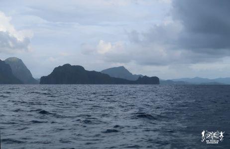 Filippine: El Nido, Helicopter Island