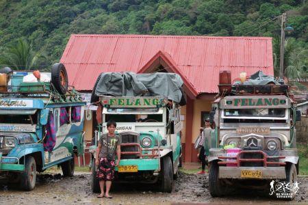 Filippine: El Nido Bus Station