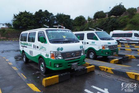 Colombia: Bus per il Trampolino de la Muerte