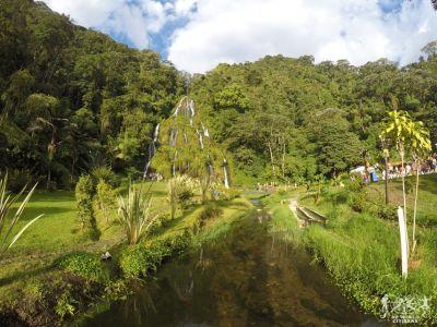 Colombia: Termal Santa Rosa de Cabal