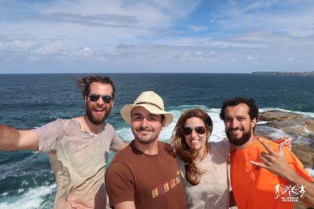 Australia: Sydney - Bondi Walk