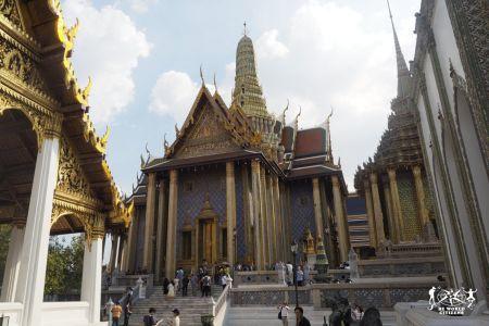 Thailandia: Bangkok, Royal Palace
