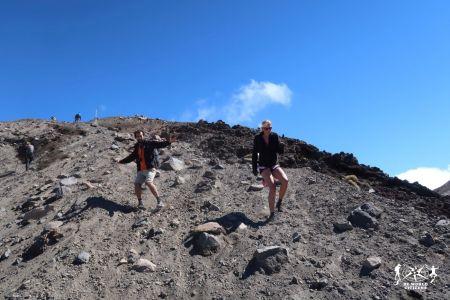 New Zealand: Tongariro Alpine Crossing
