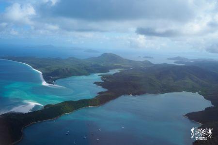 Whitsundays: Scenic Flight