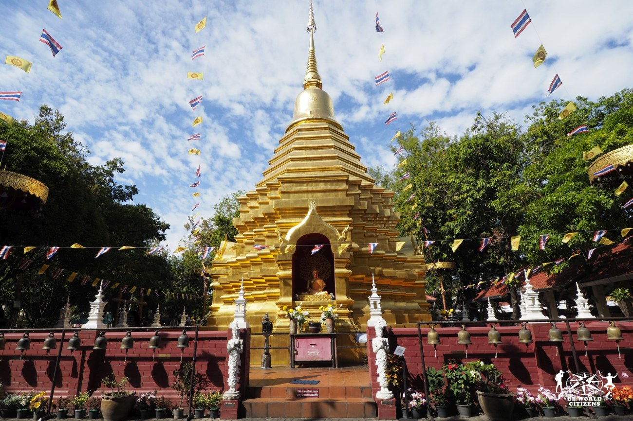 Thailand Chiang Mai The City Of Temples Be World Citizens